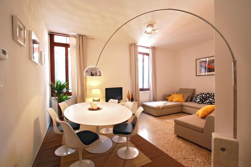 living room of the Brunetti apartment - Brunetti - Venice - rentals