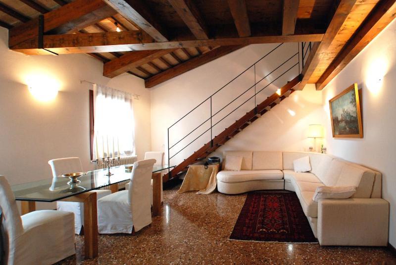 living room - Greci Loft - Venice - rentals