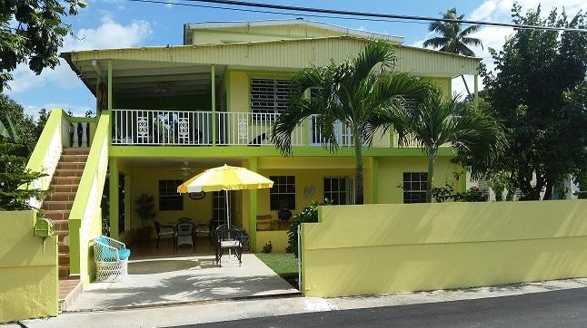 Villa Sol the Ground Level of Our Home - 2014 Top Rental! Villa Sol Walk to Corcega Beach - Rincon - rentals