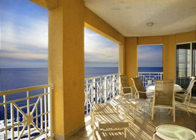 LUXURY BEACHFRONT FOR 8! OPEN 10/24-31! ONLY $995 INCL TAX! - Image 1 - Panama City Beach - rentals