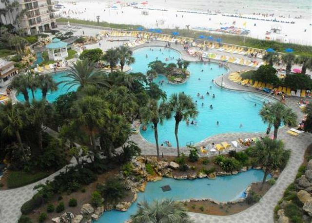 Beachfront for 6! Open Week of 4/11 - $100 Off - Image 1 - Panama City Beach - rentals