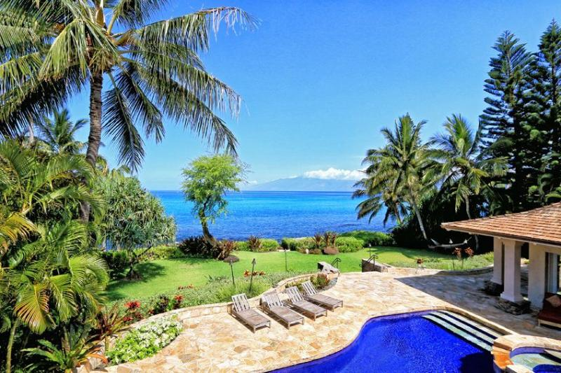 Luxury home on the beach! - Image 1 - Paia - rentals