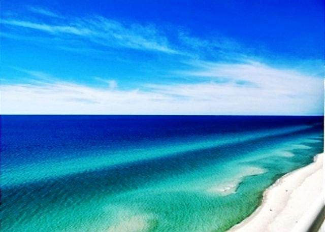 Beautiful Beachfront Condo for 6 - Image 1 - Panama City Beach - rentals