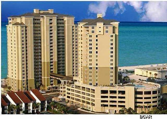 TOWER 1! LUXURY FOR 8! GREAT VIEWS!OPEN 10/12-19! ONLY $795 INCLUDING TAX! - Image 1 - Panama City Beach - rentals