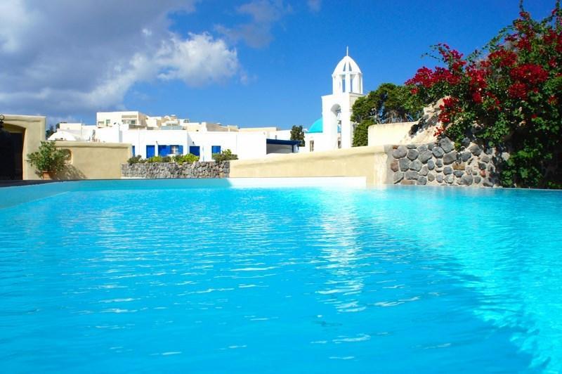 Mansion Kyani - A traditional villa in Santorini - Image 1 - Santorini - rentals