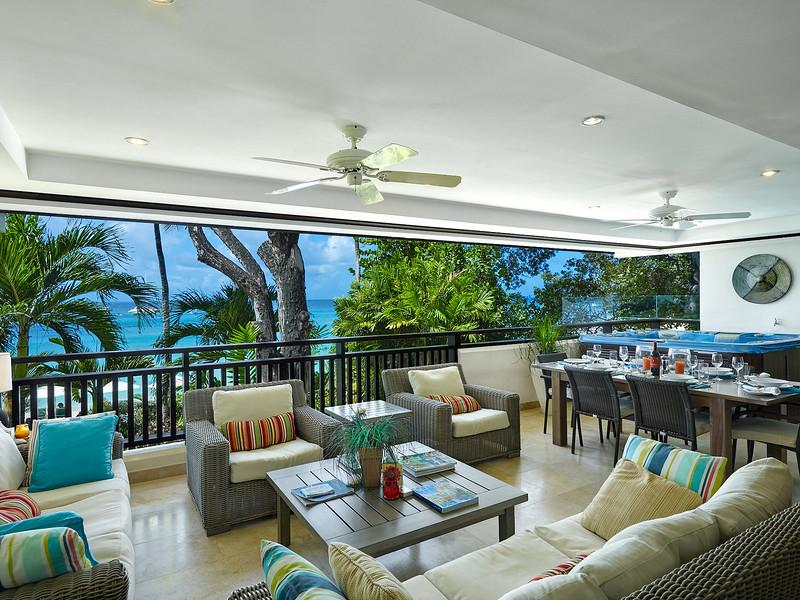 "Coral Cove 6 ""The Ivy"" at Payne's Bay, Barbados - Image 1 - Paynes Bay - rentals"