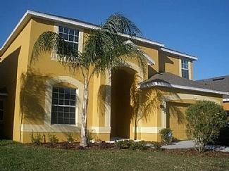 front of villa - Fab 5 bed villa near parks with Conservation view - Kissimmee - rentals