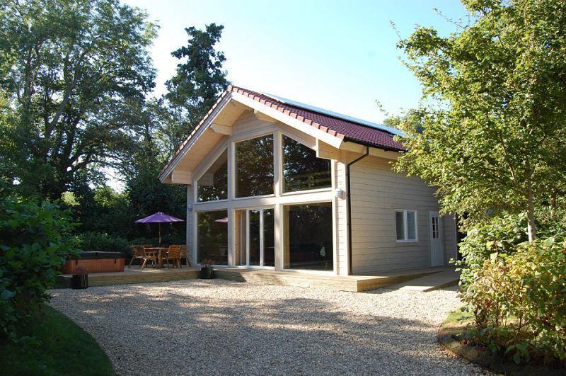 Flycatchers Lodge - Flycatchers Eco Lodge, Mill Meadow - Taunton - rentals