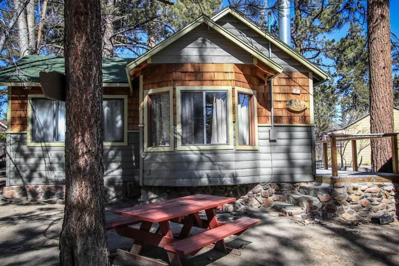 Lonepine #107 - Image 1 - Big Bear Lake - rentals