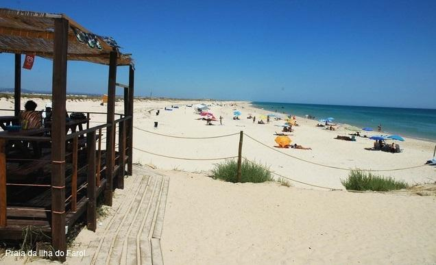 Beach Bar - Portugal,Algarve,Olhão beaches 600m to the watter - Olhao - rentals