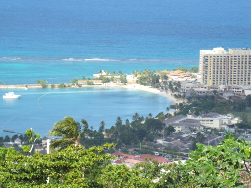 The view of Ocho RIos from the veranda! - Villa Barbary! Villa with a View and so much more! - Ocho Rios - rentals
