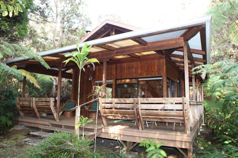 Hale Iki - Honeymoon Chalet, Volcano - Hawaii - Image 1 - Volcano - rentals
