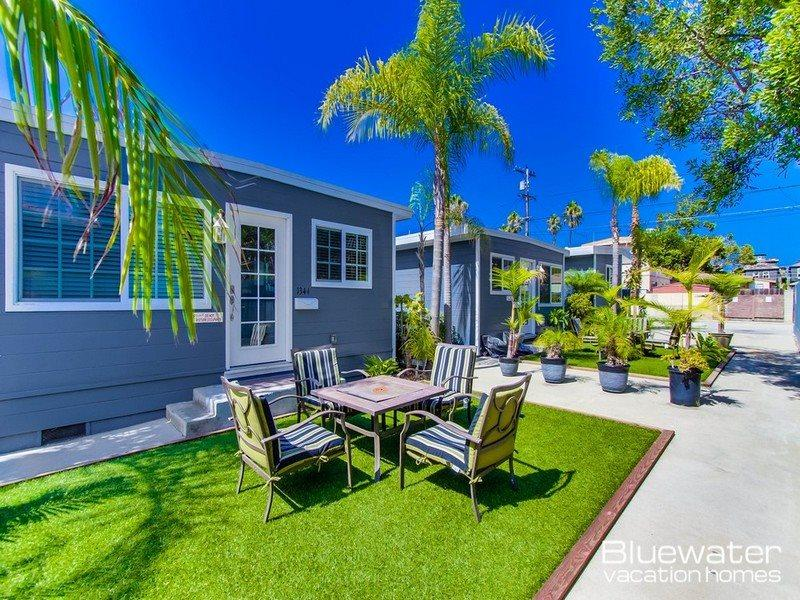 Pacific Beach Vacation Rental - Cottage 2 - Pacific Beach Cottage 2 - Pacific Beach - rentals