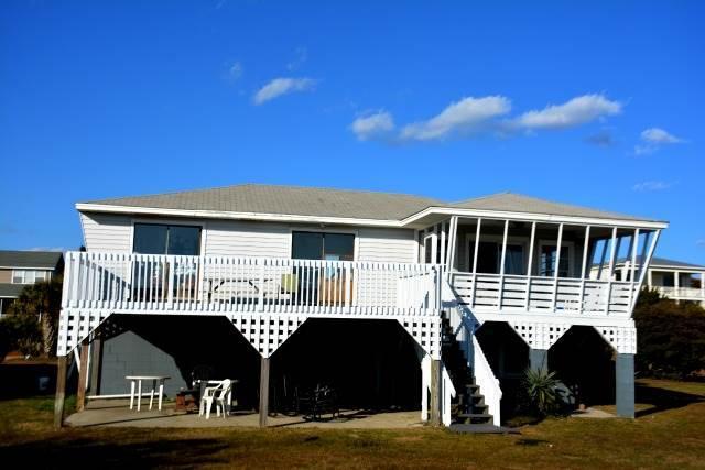 "3003 Point St  - ""Ruff C's"" - Image 1 - Edisto Beach - rentals"