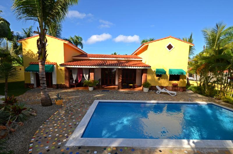3 Bedroom,  TOTAL LUXURIOUS PRIVATE POOL - Image 1 - Sosua - rentals