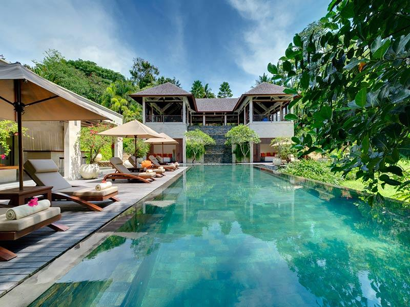 Arsana Estate - Pool and villa - The Arsana Estate - an elite haven - Tabanan - rentals