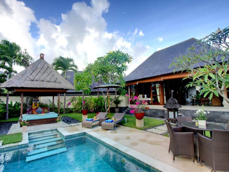 Bulan Madu - Pool view - Bulan Madu - an elite haven - Bukit - rentals
