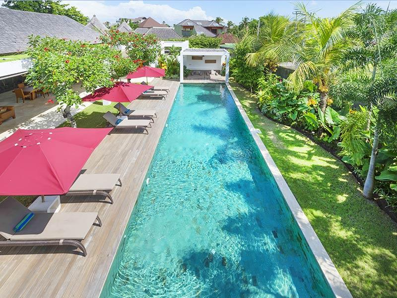 Casa Brio - Overview of villa grounds - Casa Brio - an elite haven - Seminyak - rentals