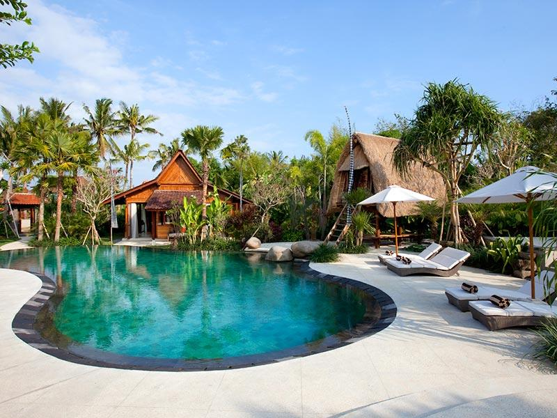 Dea Sati - Villa view - Villa Sati - an elite haven - Canggu - rentals