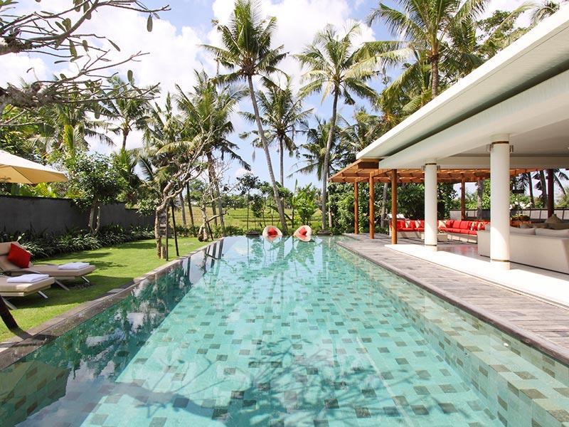 Dea Dewi Sri - Pool-and-Lawn - Villa Dewi Sri - an elite haven - Canggu - rentals