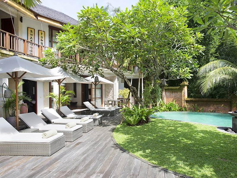 Villa Iskandar - Pool 1 - Villa Iskandar - an elite haven - Buwit - rentals