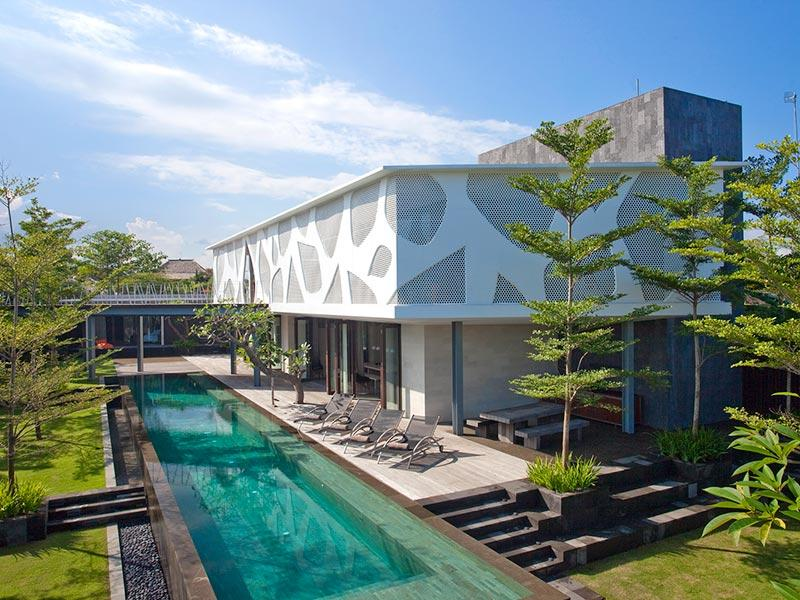 Villa Issi - Day overview - Villa Issi - an elite haven - Seminyak - rentals