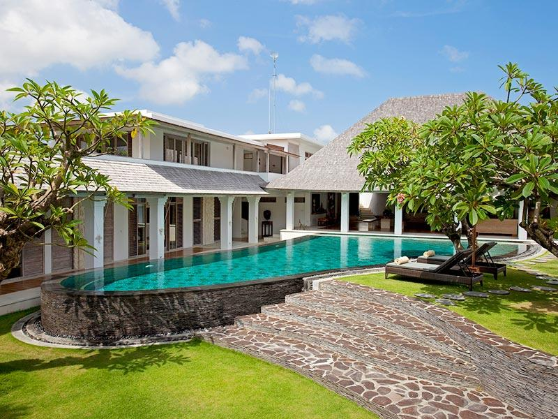 Villa Jepun - Overview day - Villa Jepun - an elite haven - Seminyak - rentals