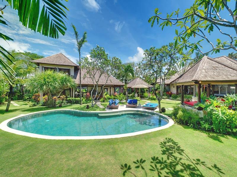 Villa Kakatua - Villa pool and gardens - Villa Kakatua - an elite haven - Canggu - rentals