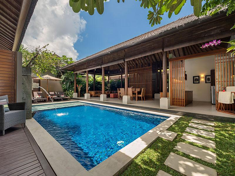 Kawi - Poolside - Villa Kawi - an elite haven - Seminyak - rentals
