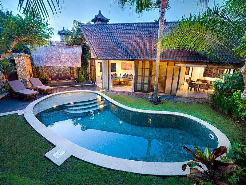 Villa Kubu 11 - Exterior - Villa Kubu 11 - Seminyak - rentals