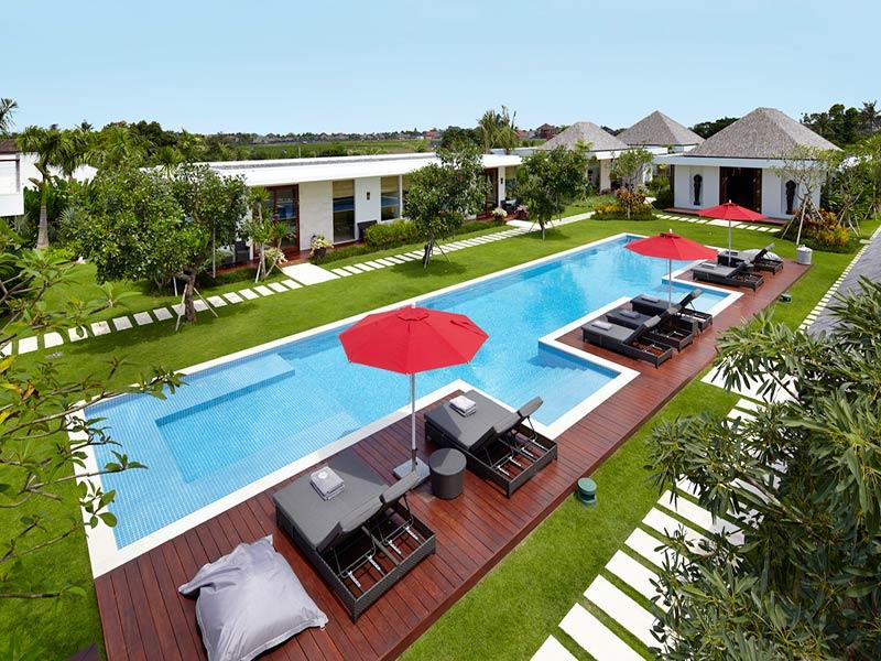 Villa Malaathina - The villa - Villa Malaathina - an elite haven - Canggu - rentals