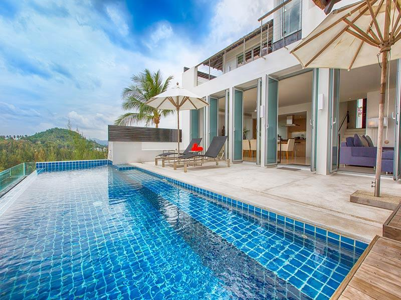 Villa Napalai - Outdoor pool area - Villa Napalai Surin - an elite haven - Surin - rentals