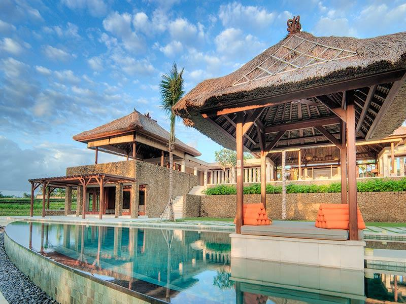 Puri Bawana - Wide exterior day time - Villa Puri Bawana - an elite haven - Canggu - rentals