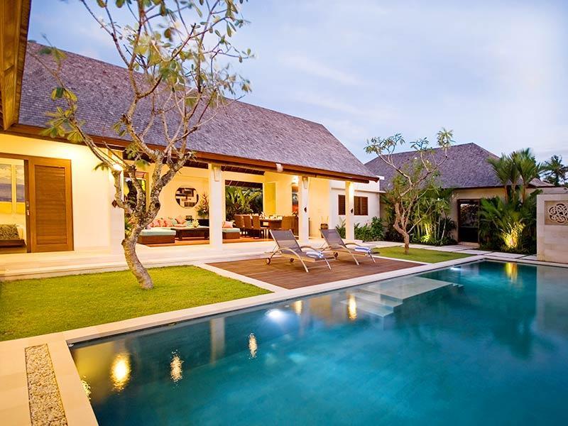 Villa Nakula - The villa - Villa Nakula - an elite haven - Canggu - rentals