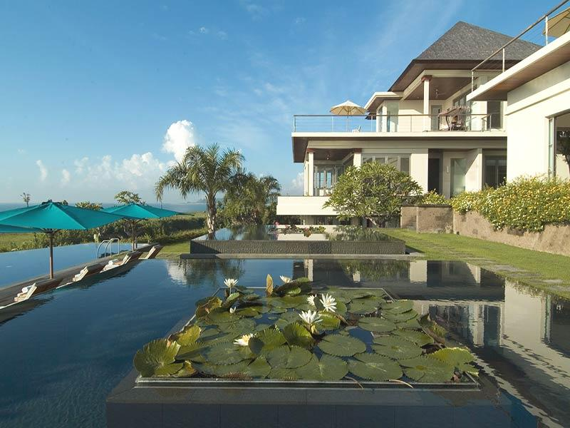 Sanur Residence - Lily pond in front of villa - Sanur Residence - an elite haven - Sanur - rentals