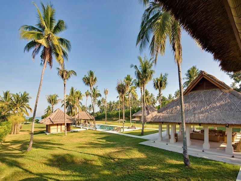 Sepoi sepoi - Lawn - Villa Sepoi Sepoi - an elite haven - Tanjung - rentals