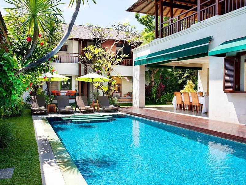 Villa Shinta Dewi - Day overview - Villa Shinta Dewi - an elite haven - Seminyak - rentals