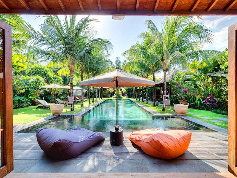 Villa Shambala - Pool chair - Villa Shambala - an elite haven - Seminyak - rentals