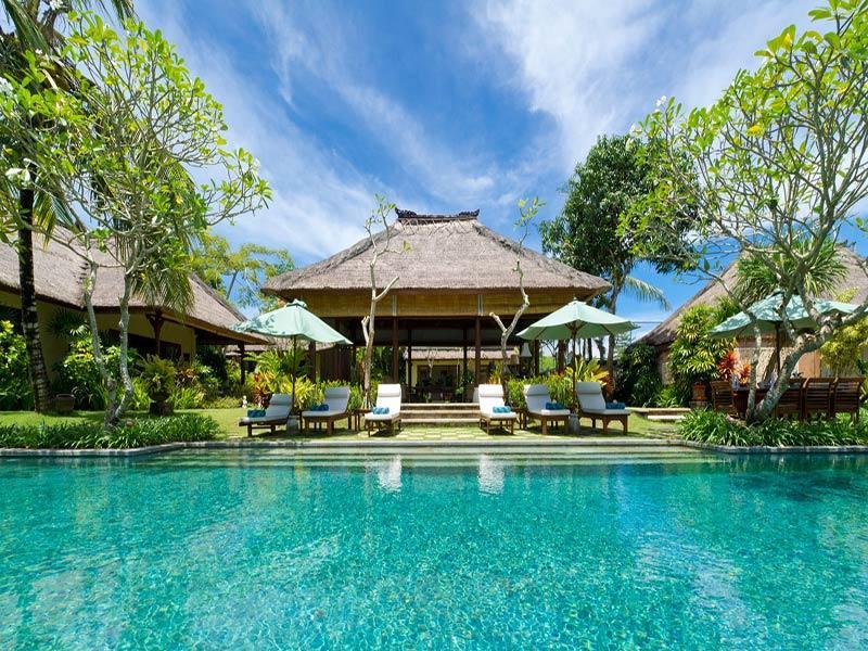 Surya Damai - Villa exterior - Surya Damai - an elite haven - Kerobokan - rentals