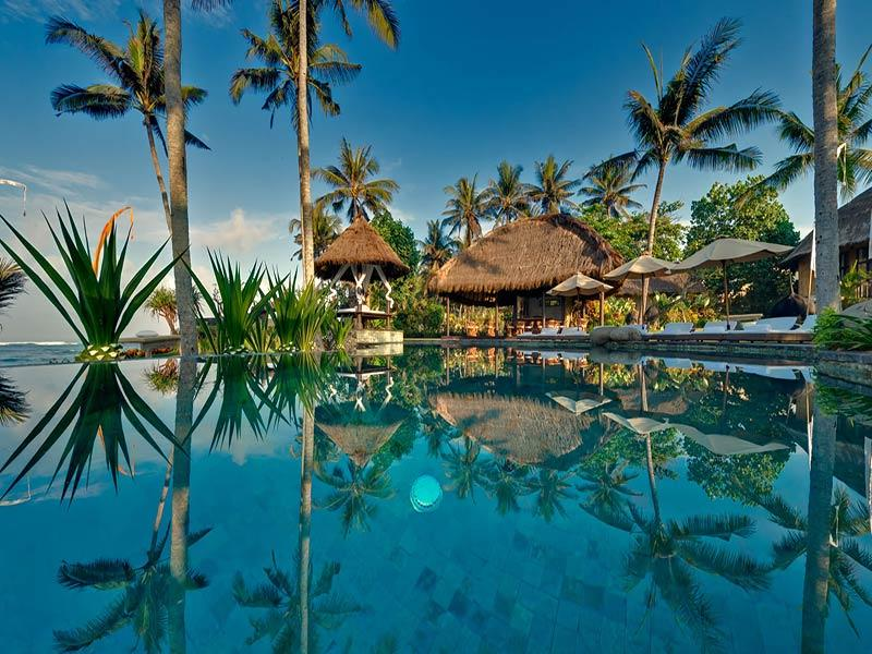 Taman Ahimsa - View pool - Taman Ahimsa - an elite haven - Bali - rentals