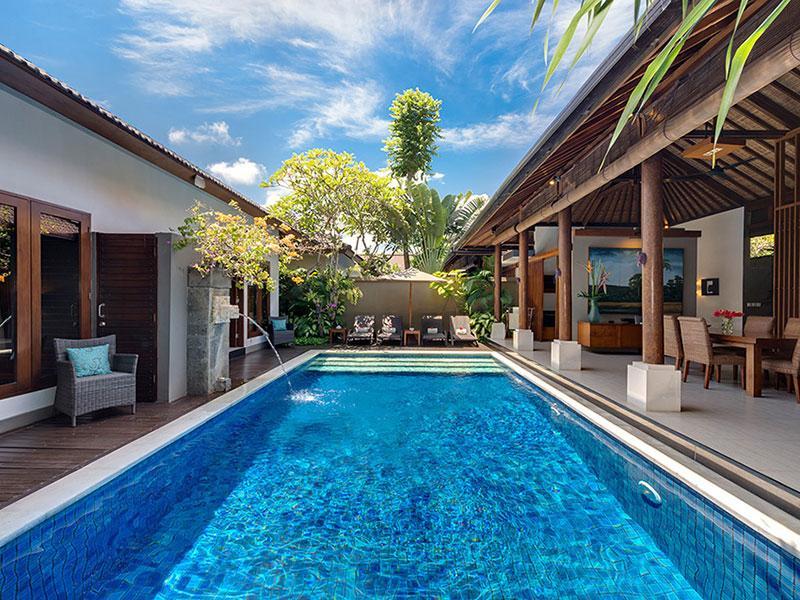 Toba - The pool - Villa Toba - an elite haven - Seminyak - rentals
