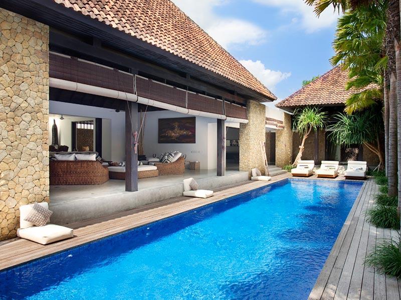 Villa Hana - Day-shot - Villa Hana - an elite haven - Canggu - rentals