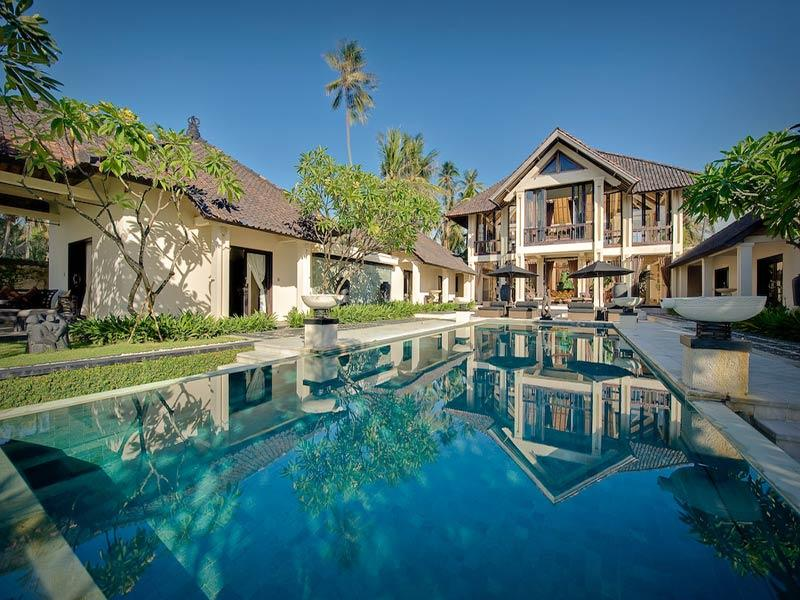 Ylang Ylang - Villa at day horizontal - The Ylang Ylang - an elite haven - Ketewel - rentals