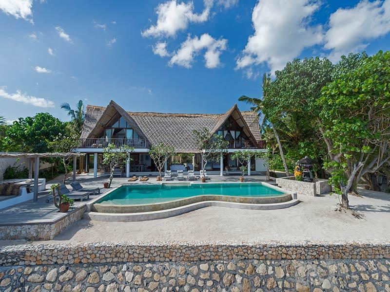 Voyage - Pool and villa - Villa Voyage - an elite haven - Nusa Lembongan - rentals