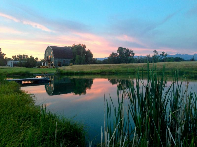 Montana Paradise   115 Acres on the Beautiful Shields River - Image 1 - Clyde Park - rentals