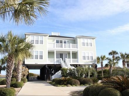 Getaway South Luxury 7 Bedroom Oceanfront Vacation House - Image 1 - Myrtle Beach - rentals