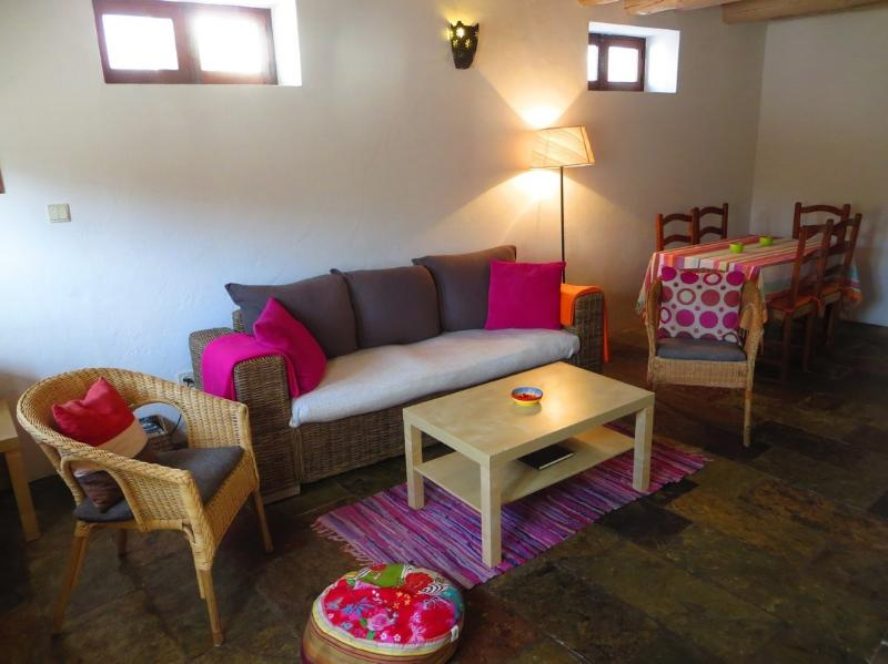 "Living room - ""Casa Bordeira"" cottage in Bordeira village - Aljezur - rentals"