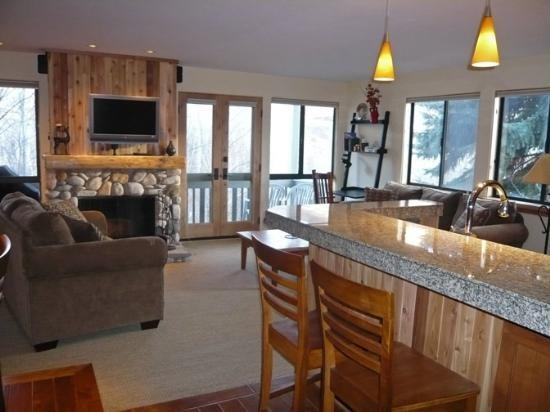 Remodeled condo with new living space - Cottonwood #1474, Sun Valley - Remodeled Deluxe Condo with Sun Valley amenities - Sun Valley - rentals