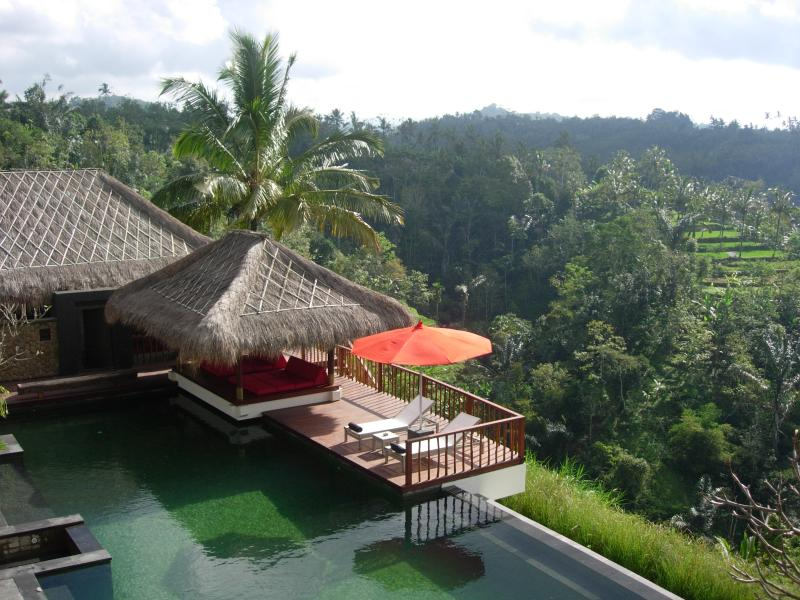 Tranquil,luxury 5 bedrooms Resort and Spa in Ubud - Image 1 - Ubud - rentals