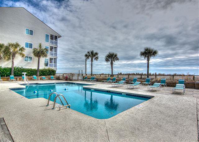 Magnificent Pelicans Watch Oceanfront Condo in Myrtle Beach SC - Image 1 - Myrtle Beach - rentals